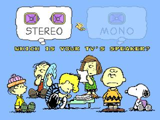 Screenshot Thumbnail / Media File 1 for Snoopy Concert (Japan) [En by Aeon Genesis v1.0]